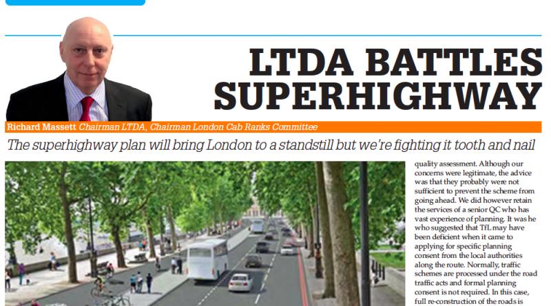 LTDA Battles Superhighway -  25 AUGUST 2015 www.ltda